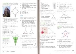 review of harold jacobs geometry seeing doing understanding and exercise 34 are where the student just gives the reasons for the statements in the proof whereas problems 33 and 35 ask for complete proofs