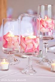 elegant decorations wedding table lights. Light Pink Elegant Table Centerpiece Accessories Decoration : Awesome For Using Round Glass Candle Decorations Wedding Lights