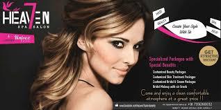 heaven seven spa salon photos pilibhit byp bareilly beauty parlour cles