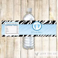 Best Itu0027s A Girl Water Bottle Labels Products On WaneloBaby Boy Shower Water Bottle Labels