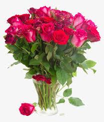 gl vase of roses image gl vase rose png image and clipart