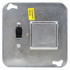 plug fuse box switch 4 in sq 1 2 hp eaton bussmann ssy walmart com plug fuse box switch 4 in sq 1 2 hp eaton