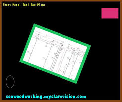 sheet metal tool box plans. sheet metal tool box plans 154741 - woodworking and projects! | 11012403 pinterest tools,