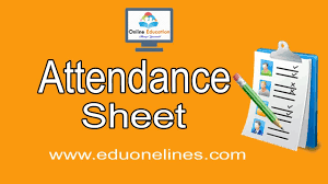 attandence sheet how to create an attendance sheet in excel 2016 youtube