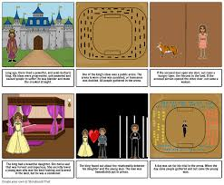 The Lady Or The Tiger Storyboard By Tyniah1203
