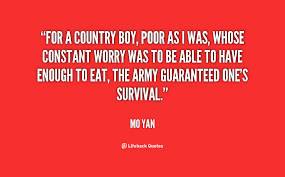 Quotes About Poor Country 40 Quotes Fascinating Poor Boy Quotes