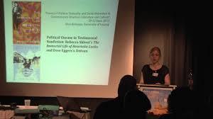 "Carolin Alice Hofmann. ""Political Unease in Testimonial Nonfiction ..."