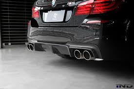2014 BMW M5 (F10) Start Up & Exhaust - YouTube