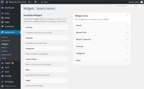 WordPress Widgets « WordPress Codex