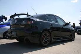 Modified Mazda 3 Importfest 2008 1 1 Autos
