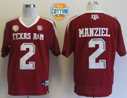 A Texas Jersey amp;m Aggies
