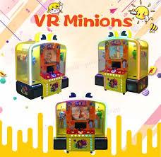 Vr Vending Machine Enchanting 48W Virtual Reality Simulator 48D Vr Claw Vending Machine