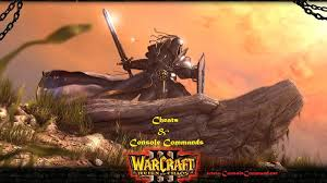 warcraft 3 cheats and console commands consolecommand
