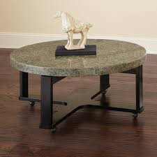best uncategorized granite top coffee table in fantastic image of round trends and popular