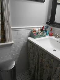 Chair Rail In Bathroom Pictures where can i purchase the chair rail