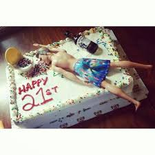 This Is So Funny 21st Birthday Cake For Men Awesome Cakes