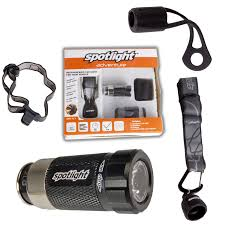 Spotlight Turbo Rechargeable Led Light Spotlight Adventure Bundle Led 35 Lumen Rechargeable Torch