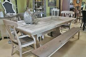 distressed dining room table s info