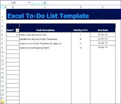 to do lists excel project to do list excel project to do list template