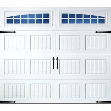 Faux Garage Door Windows Faux Carriage Garage Door Aftercarriage Style Doors Images House