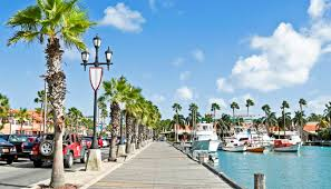 Discover the climate and geography of Aruba