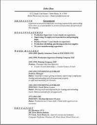 Government Resume Format New Federal Resume Format Resume Badak