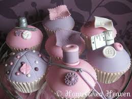 Pinterest • The world's catalog of ideas & Dressmaker Cupcakes - The detail is so perfect! Adamdwight.com