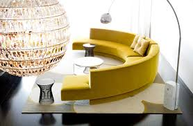round couch round sofa curved sofa