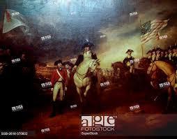 stock photo surrender of cornwallis john trumbull 1756 1843 american