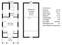 Small Picture tarleton tiny house floor plans Tumbleweed Tarleton Tiny House