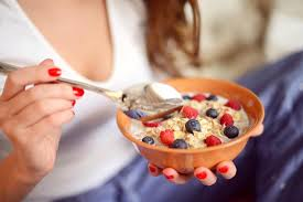 eating breakfast helps you lose weight
