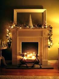 fireplace mantel lighting ideas. Fireplace Mantel Lighting Charming Ideas Majestic Design Lights Interesting. Interesting S