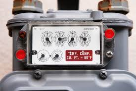 how a gas meter works how to read residential electric and natural gas meters department