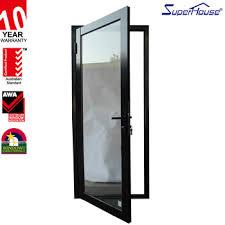 office entry doors. Sound Proof Office Entrance Glass Dutch Door Aluminium Metal Double Entry Doors