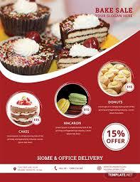 bake sale flyer templates free printable bake sale flyer template download 675 flyers in psd
