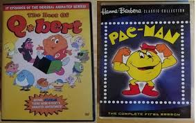 Q And A Game Not A Game But Game Related Q Bert Cartoons From Saturday