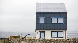 Small Picture Designers create the impossible zero carbon house BBC News