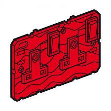 double pole socket arteor bs 1363 2 13 a 2p e switched 2 double pole socket arteor bs 1363 2 13 a 2p e switched 2 gang red