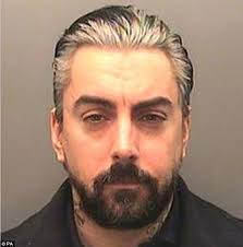 Paedophile Sentenced Ian To Lostprophets Prison Years In 35 Watkins At7dqqw