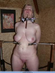 Amateur mature bondage women photos