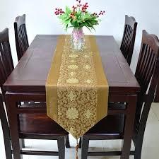 table runner length elegant knot damask dinner table runner length coffee table cloth decoration bed runners table runner length