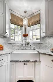 Corner Sink Kitchen Design Ideas Unique Corner Sink Kitchen Layout Magnificent Kitchen Designs With Corner Sinks