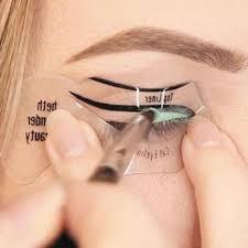 <b>Трафареты для бровей</b> и макияжа глаз — цены от 2 RUB и ...