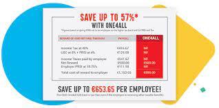 one4all rewards tax free staff