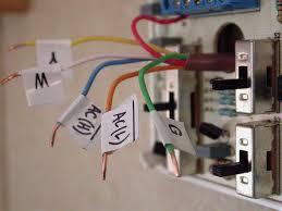 hunter thermostat wiring diagram wiring diagrams wiring diagram for hunter digital thermostat