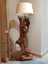 Staande Lamp Boomstam Fabulous Staandelamp Meer Zichten With