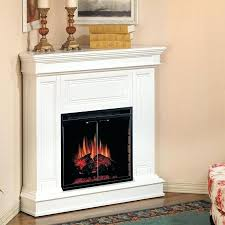 corner electric fireplace insert small suitable room best ideas extra screens glass corner electric fireplace