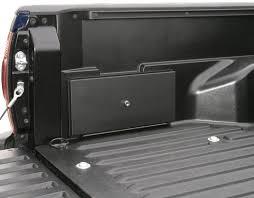 Amazon.com: Toyota Tacoma Bed Security Lockbox: Automotive