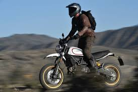 ducati set a new standard with the scrambler desert sled gear patrol