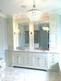 small bathroom chandeliers bathroom chandeliers ideas bathroom chandeliers ideas photo 3 of 6 bathroom vanity design ideas bathroom chandeliers small